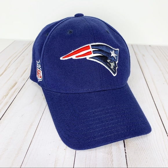 ca348c7e NFL New England Patriots Adjustable Baseball Hat NWT